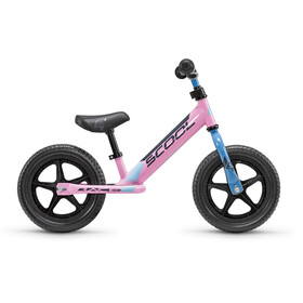 s'cool pedeX race Niños, pink/black